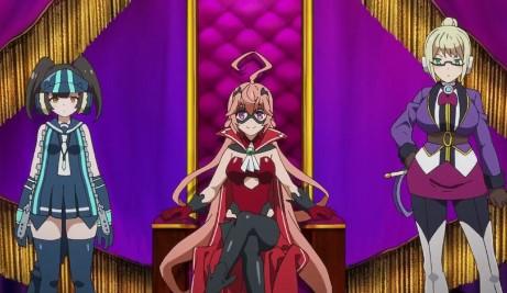 Last Period: Owarinaki Rasen no Monogatari – Episódio 09