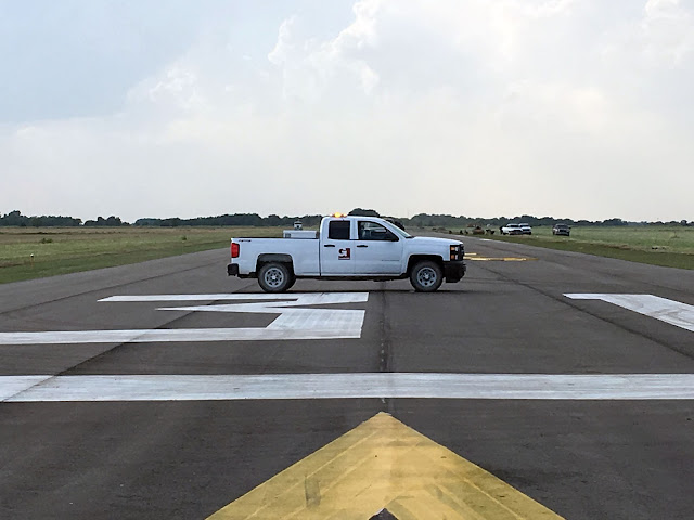 Runway rehabilitation project honored by ACEC-Kansas