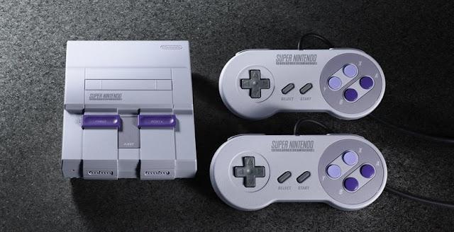 SNES Classic Edition, GAME konsole terbaru dari NINTENDO