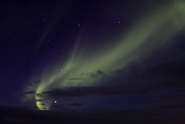 Aurora botela islandesa
