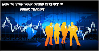How to Stop Your Losing Streaks in Forex Trading