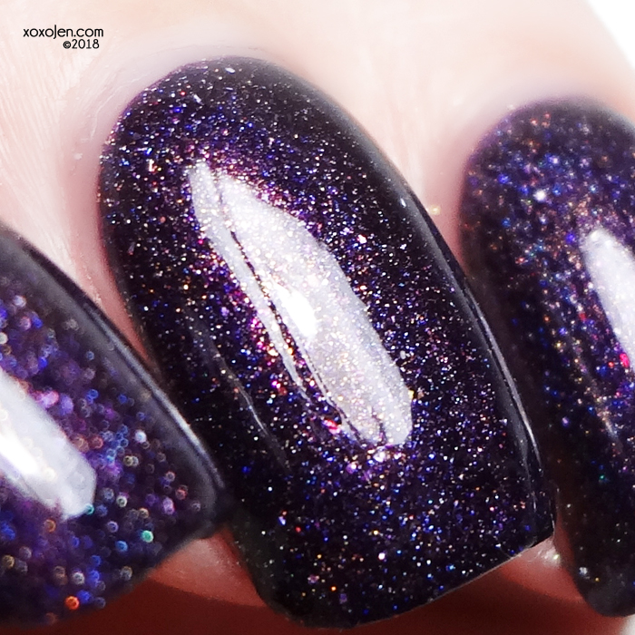 xoxoJen's swatch of Colors By Llarowe Noble