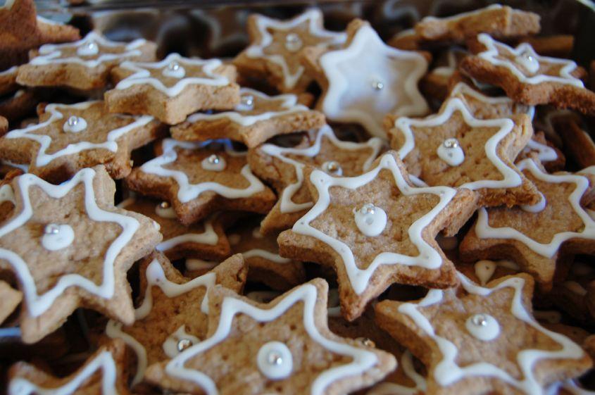 Biscotti Classici Di Natale.Stelle Di Natale Cucina Notizie