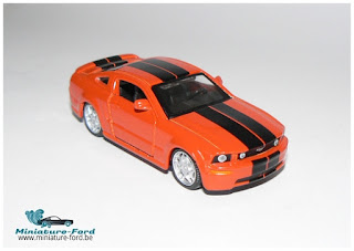 Bburago, Ford Mustang GT