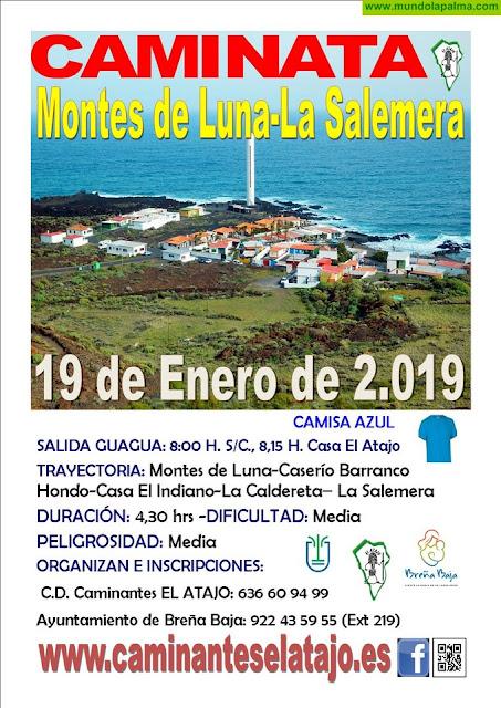 EL ATAJO: De Montes de Luna hasta La Salemera