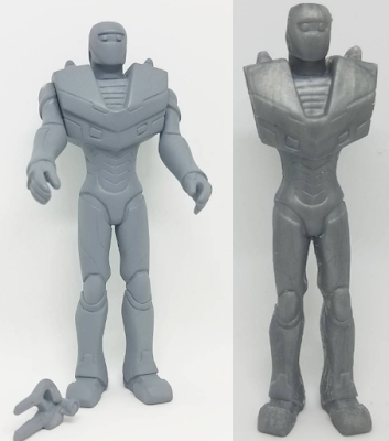 ROM the Space Knight Resin Action Figure by RenOne Lab