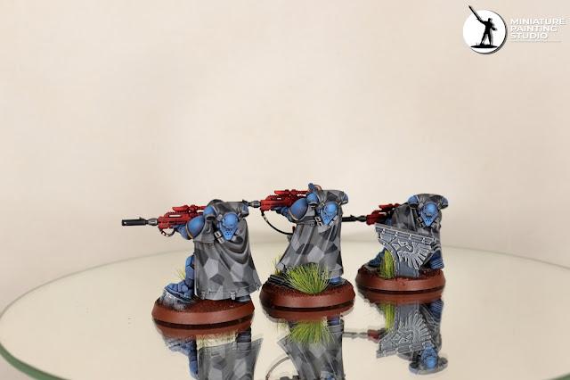 Warhammer 40K Ultramarines Eliminators