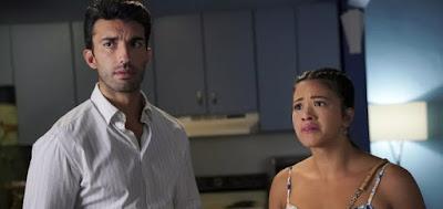 Justin Baldoni e Gina Rodriguez incorporaram o dramalhão latino na premiada Jane the Virgin