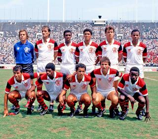 Flamengo Copa Kirin 1988