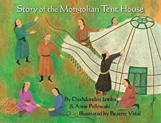 Story of the Mongolian Tent House