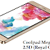 Coolpad Mega 2.5D (Royal Gold) Price and Specification