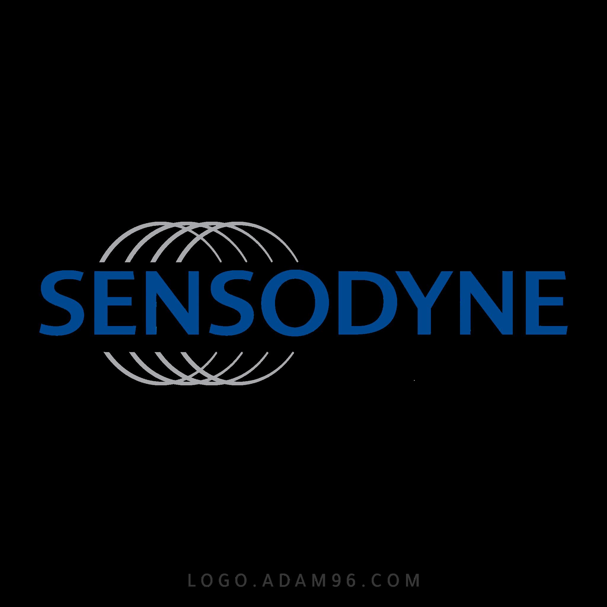 تحميل شعار شركة معجون اسنان سنسوداين لوجو اصلي بصيغة شفافة Logo Sensodyne PNG