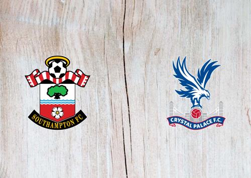 Southampton vs Crystal Palace -Highlights 11 May 2021