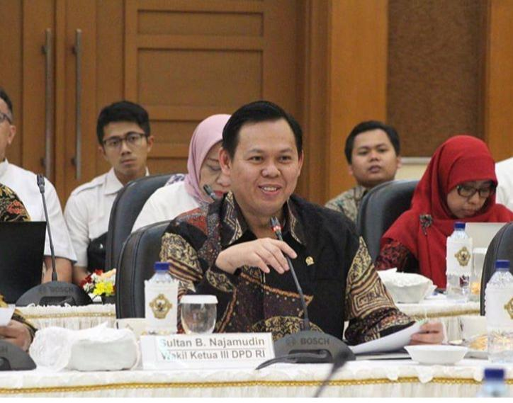 Dukung Penuh Langkah Besar Penegakan Hukum, Sultan B Najamuddin Berikan 2 Rujukan Pandangan