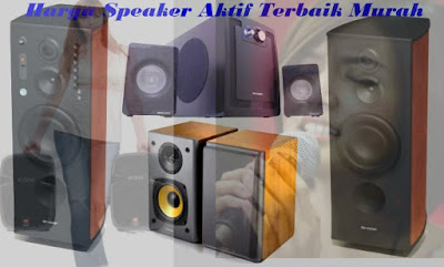 Harga-Speaker-Aktif-Terbaik-Murah