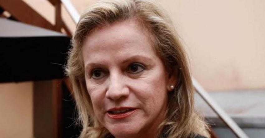 Ex primera dama Pilar Nores confirma que Odebrecht donó dinero a su ONG