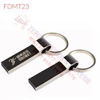 Usb Flashdisk Metal Keychain - FDMT23