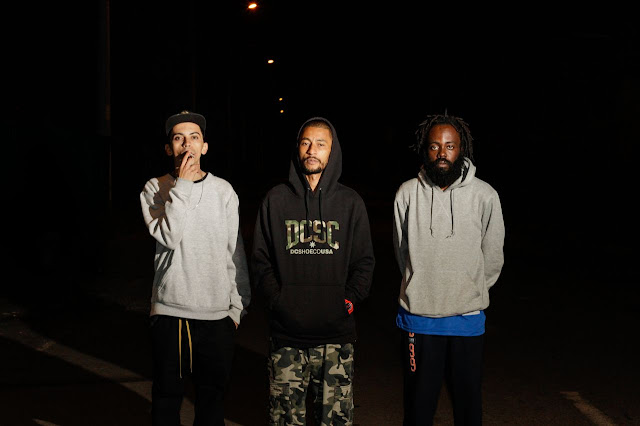 "Ouça ""Mar Imenso"", primeiro single do trio de Rap Bagdá Café"