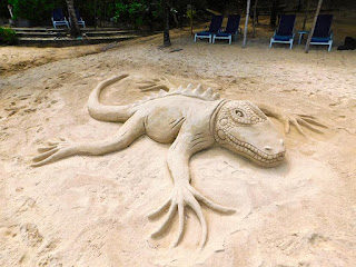 bliss beach, #payabay, #payabayresort, paya bay resort, bliss beach, sand sculpture, memories, 2018,