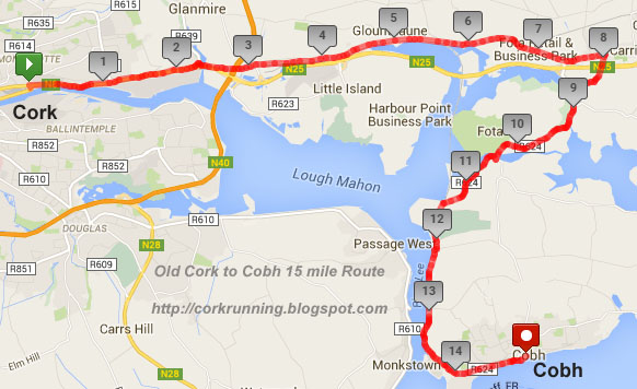 Running In Cork Ireland Help Wanted With History Of The Cork To