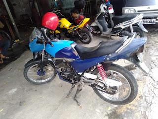 Yamaha RX-Z 1990