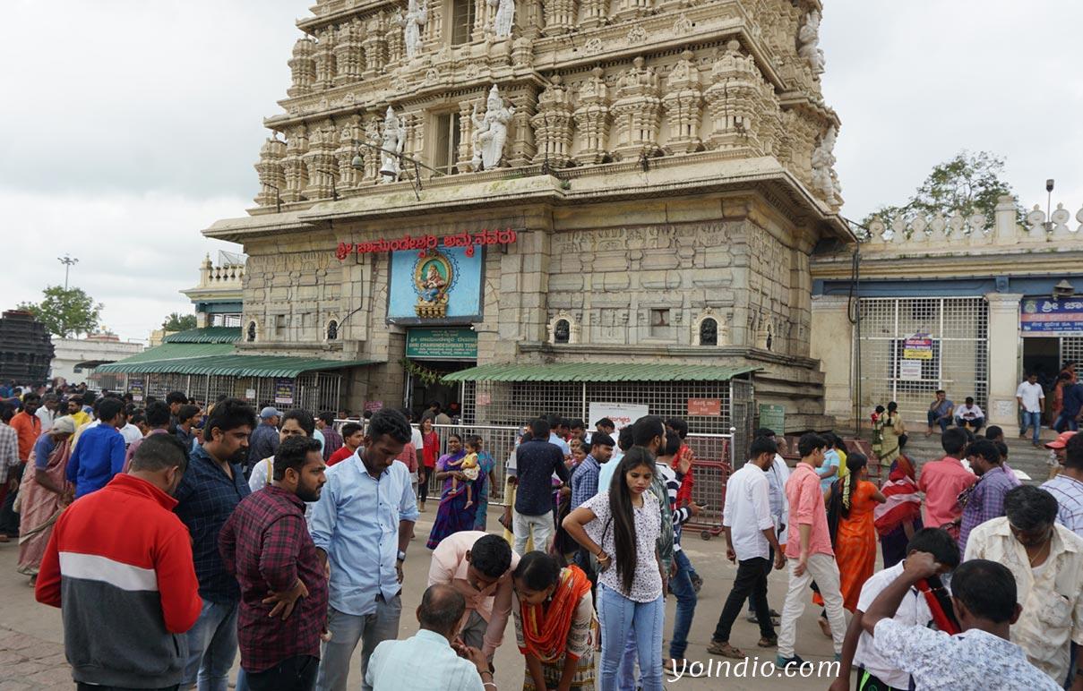 Samundeswari Temple