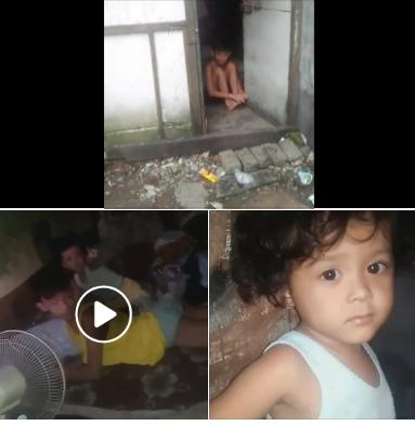 3 Anak Yatim Hidup Terlantar Setelah Ibunya Ditangkap Polisi Karen Kasus Pencurian.
