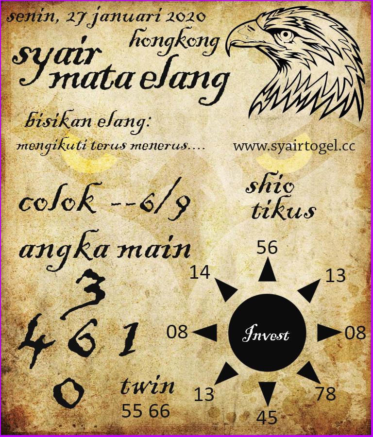 Syair Mata Elang