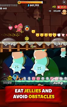 Download Cookie Run OvenBreak APK V1.21 for android