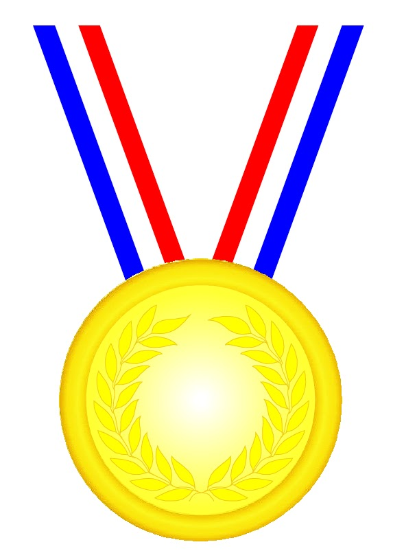 free clipart gold medals - photo #44