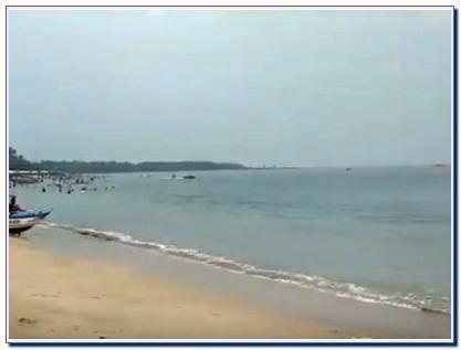 Pantai Pasir Putih Banten
