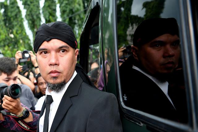 Jaksa Offside, Ahmad Dhani Seharusnya Dipinjam Bukan Dipindahkan