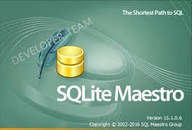 SQLite Maestro Professional Portable