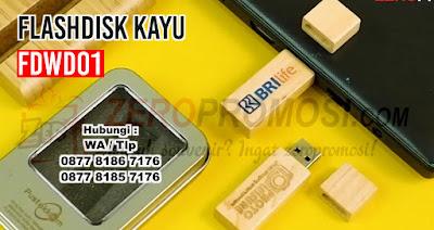 Flashdisk Kayu Kotak FDWD01, USB flashdisk dari bahan kayu, Usb kayu kotak persegi fdwd01, USB Kayu Kotak Persegi Panjang