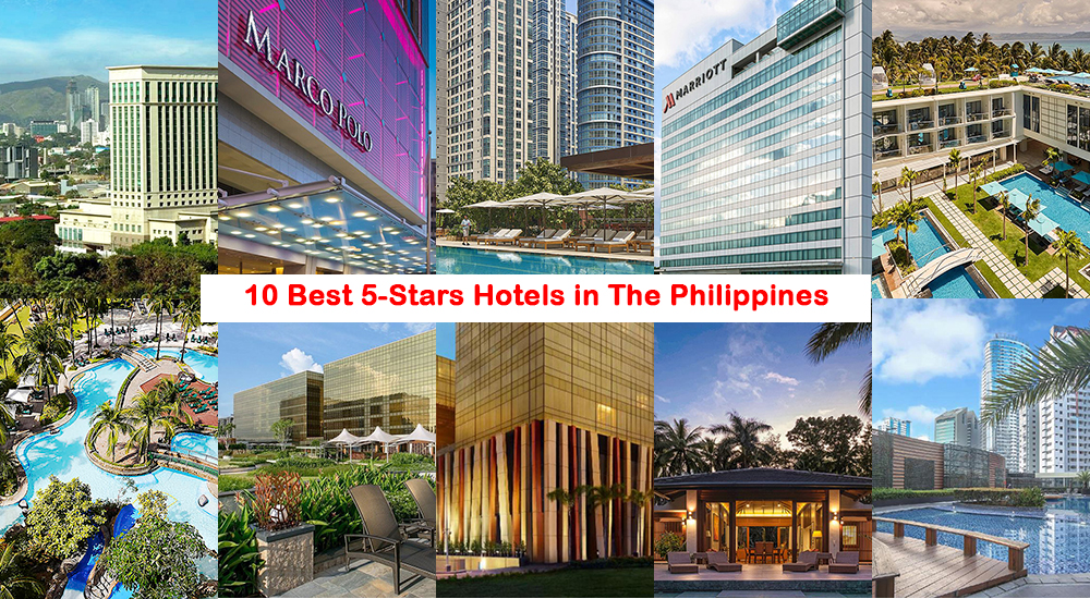 10 Best 5-stars Hotels in The Philippines