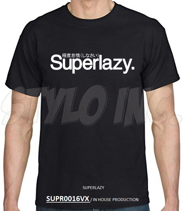SUPR0016VX SUPERLAZY 極度怠惰