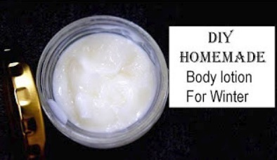 How to make Homemade Body lotion | step by step Video