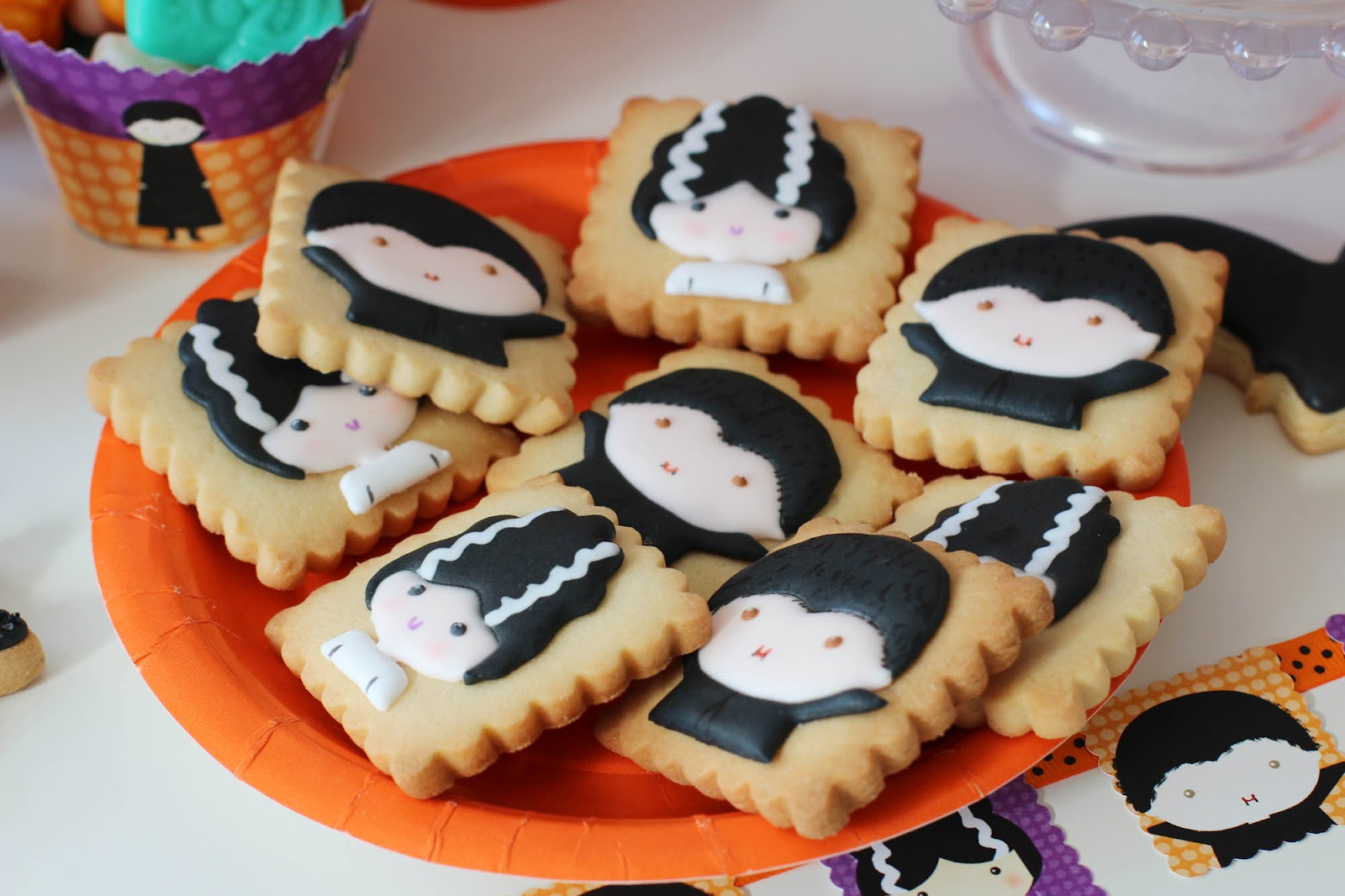 Galletas Decoradas Hallowen Galletas Decoradas Halloween Quotnaif Quot Postreadicción