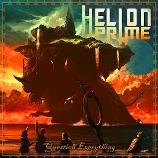 "Ο δίσκος των Helion Prime ""Question Everything"""