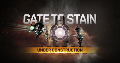 Gate To Stain