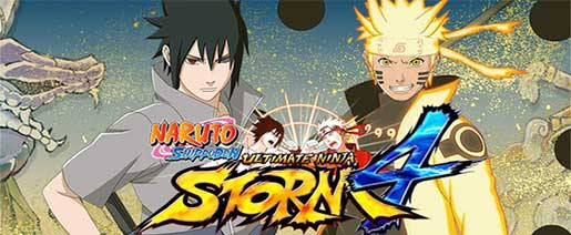 Naruto Shippuden: Ultimate Ninja Storm 4-Black Box