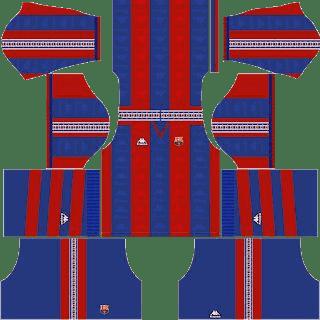 Kit DLS FC Barcelona 2005/2006