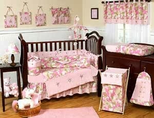 Blanket Warehouse Sugar Amp Spice Crib Bedding For Baby Girl