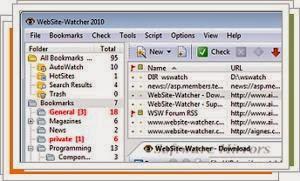 WebSite-Watcher 2014 14.1 Download