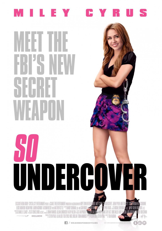 Nonton Film So Undercover (2012)
