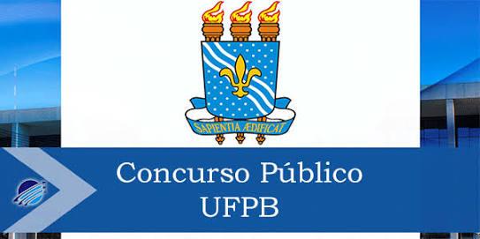 Resultado de imagem para EDITAL DE CONCURSO PARA PROFESSOR DA UFPB/2018 COM REMUNERAÇÕES