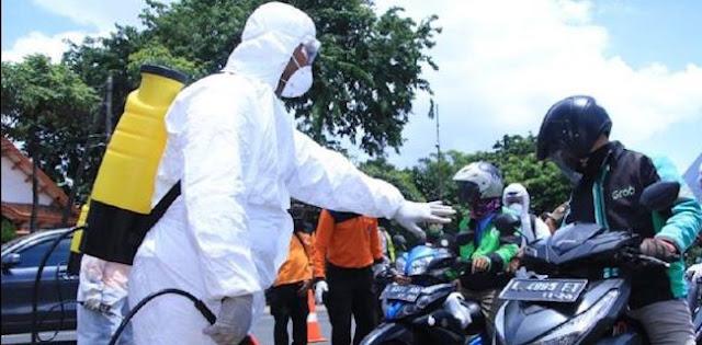 Kekhawatiran Surabaya Jadi Wuhan Buntut Dari Pusat Yang Mencla-mencle