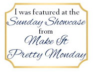 Honored to be Featured @ Sunday Showcase