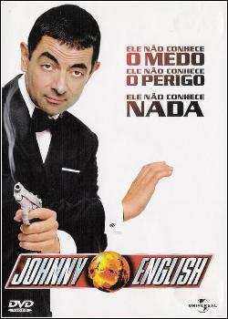 Johnny English Dublado