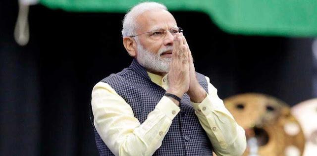 PM Modi Sampaikan Ungkapan Duka Cita Atas Kecelakaan Pesawat Pakistan